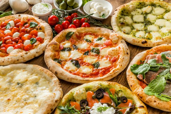 食べるなら断然宅配ピザ!宅配ピザのメリットは?