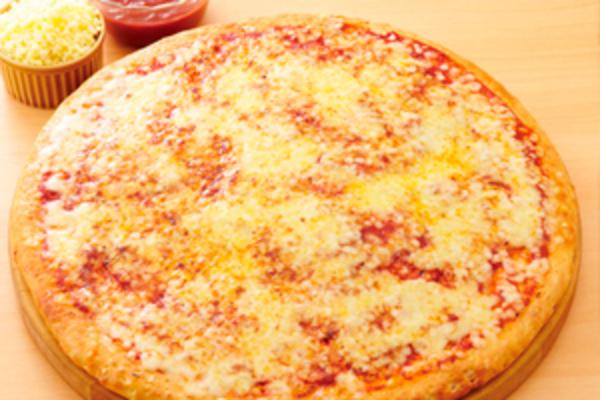 プレーンピザ