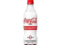 コカコーラプラス(470mlペットボトル)サムネイル