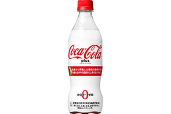 コカコーラプラス(470mlペットボトル) ¥170(税込: ¥184)
