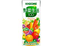カゴメ野菜生活(200ml)サムネイル
