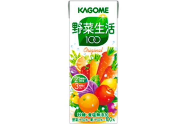 カゴメ野菜生活(200ml)