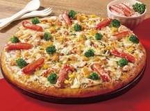 ずわい蟹とカニみそのピザサムネイル